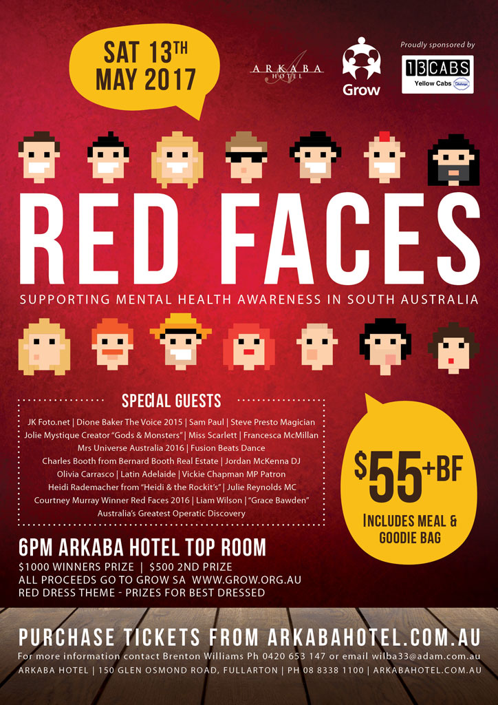 Red Faces 2017