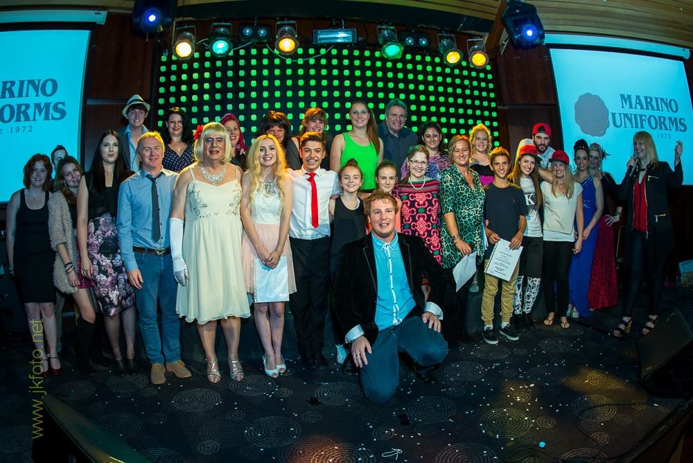 2014 Contestants