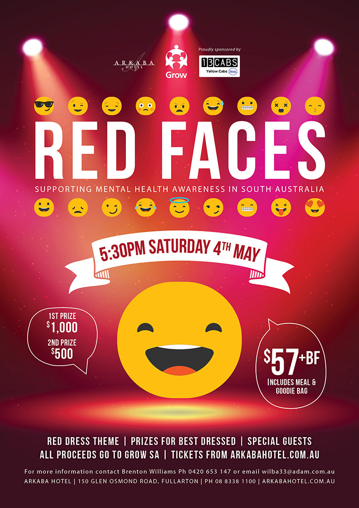 Red Faces 2019